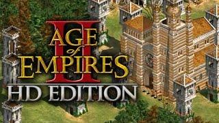JUGANDO Age of Empires 2 HD Edition - CAMPAÑA LEGENDARIA CON LOS ITALIANOS (Mayorcete)