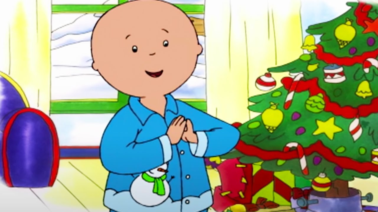 Christmas And New Year With Caillou Caillou Cartoon Youtube Choose from over a million free vectors, clipart graphics, vector art images, design templates, and illustrations created by artists worldwide! christmas and new year with caillou caillou cartoon
