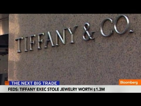Feds: Tiffany Exec Stole $1.3M Worth of Jewelry