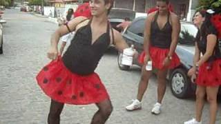 joaninhas ano 1 - folia de rua - virgens de tambaú