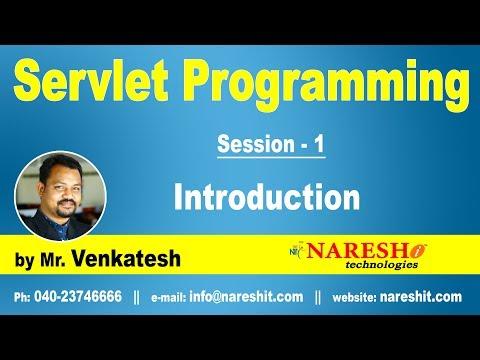 servlet-tutorial-|-introduction-to-servlets-|-servlet-programming-part-1-|-by-mr.venkatesh
