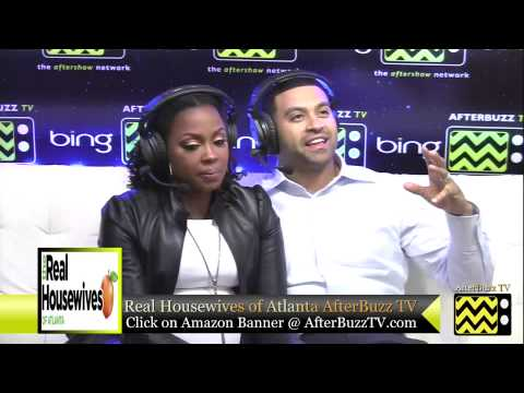 Real Housewives of Atlanta AfterShow Intv w/ Apollo Nida & Phaedra Parks S:5 | | AfterBuzz TV