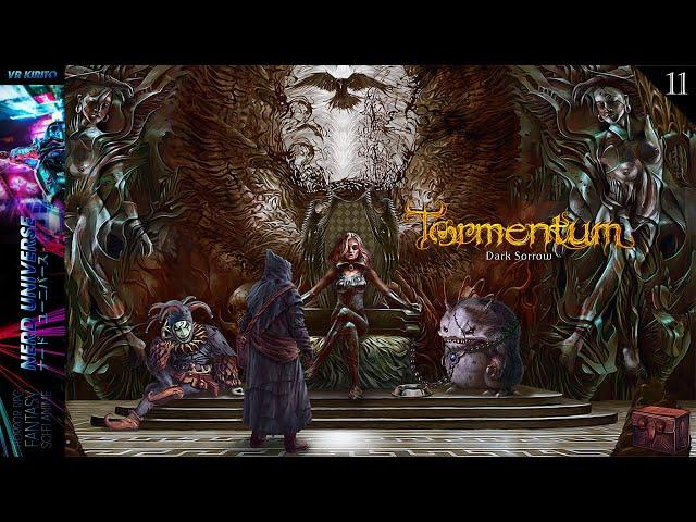 Tormentum: Dark Sorrow   #11 Fahrt zu den eisigen Tränen & Der Schmied ☬ Horror   Deutsch [PC]