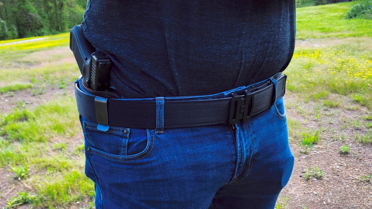Kore Essentials G1 Black 1 75 Tactical Garrison Belt Review Youtube Every time i conduct my illinois concealed carry license class for now on. kore essentials g1 black 1 75 tactical garrison belt review