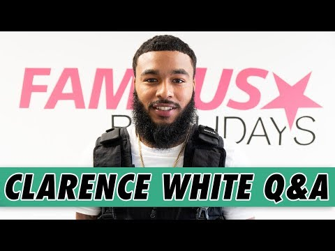 Clarence White Q&A