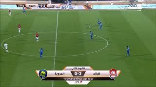 Muhannad Awad VS AL-Raed 2014/2015