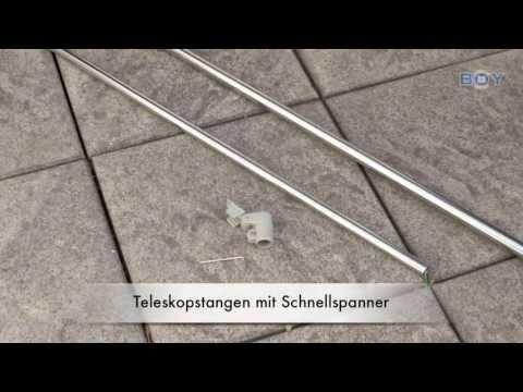 Boy Katzennetze - Teleskopstangen