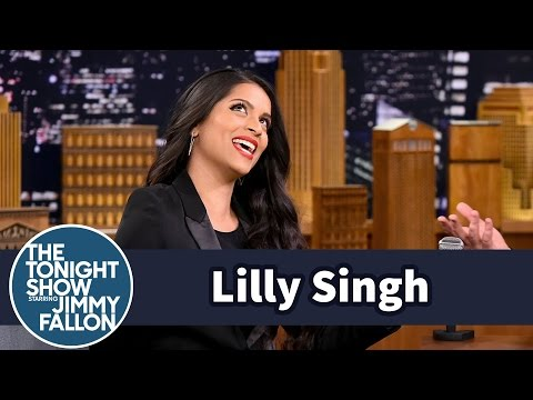Lilly Singh's Last Date Called the Prince of Dubai to Get He