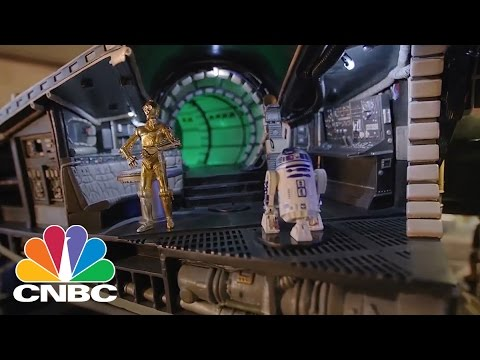 New 'Star Wars' Toys Arrive Friday | CNBC