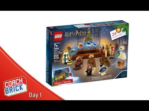 lego harry potter advent calendar 2019 day 1 75964 youtube. Black Bedroom Furniture Sets. Home Design Ideas