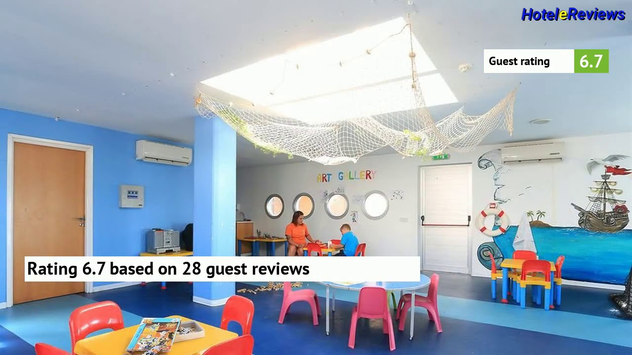 Eleni Holiday Village 4, Cyprus: reviews, hotel infrastructure, service, food, beach, entertainment 87