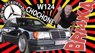 Bri4ka.com представя ревю на Mercedes Benz 500E (W124) Chochone