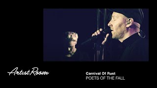 Poets of the Fall - Carnival of Rust  - Genelec Music Channel
