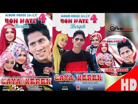 BERGEK - BOH HATE 4 (Album House mix Bergek Boh hate 4 ) Trailer HD Quality 2018.