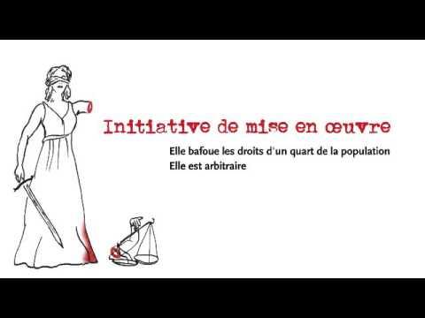 SSP SUISSE: Non à l'initiative de mise en œuvre