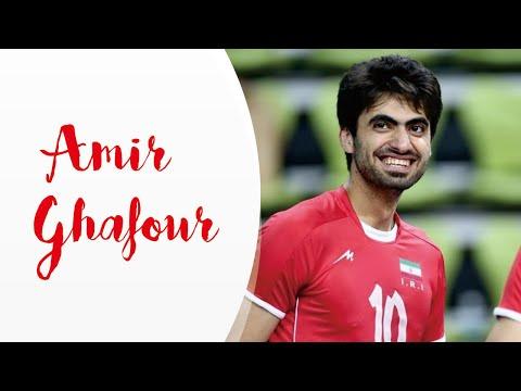 AMIR GHAFOUR (IRI) - Powerful Opposite | World League 2017 | MGCC 2017