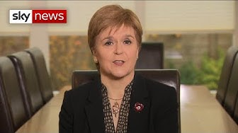 Nicola Sturgeon: I want independence for Scotland in 2020
