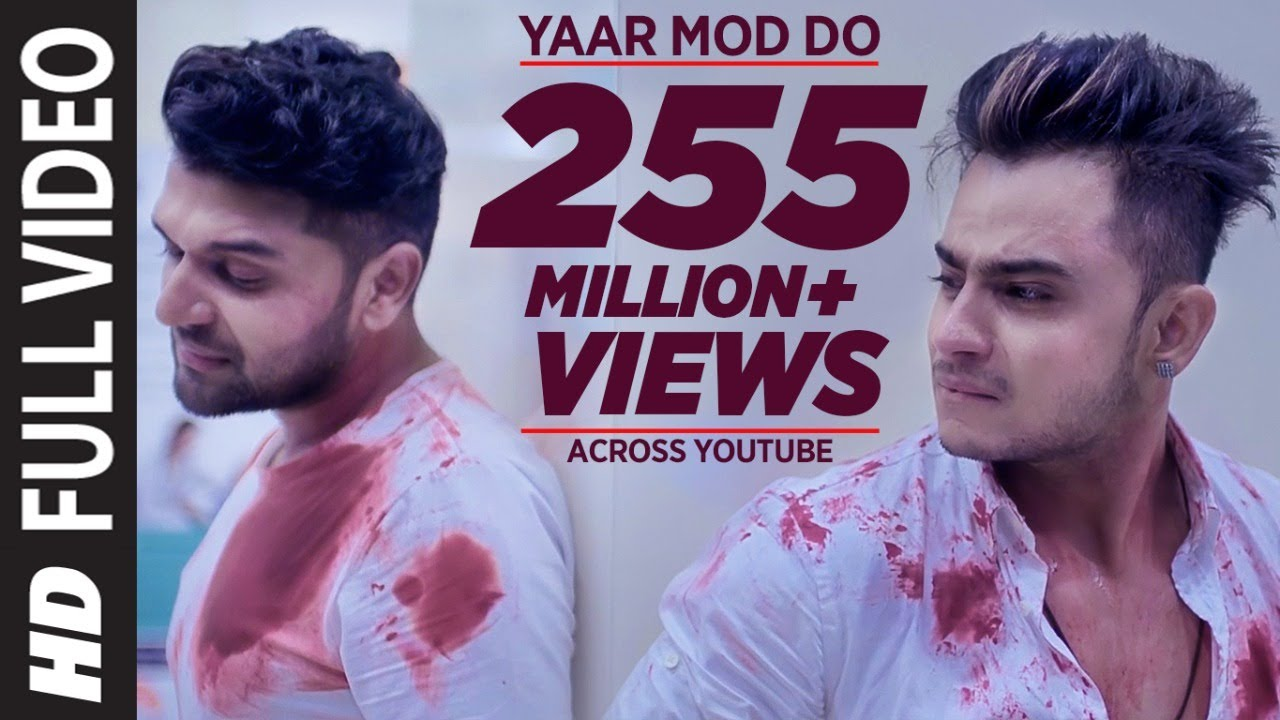 Yaar Mod Do Guru Randhawa, Millind Gaba new song