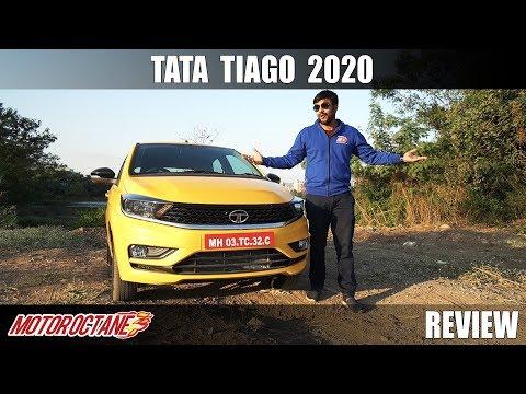 2020 Tata Tiago BS6 Review   Hindi   MotorOctane