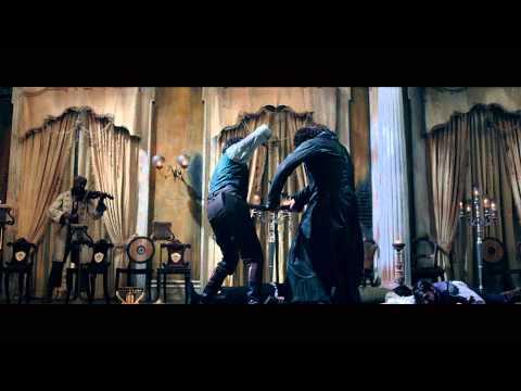 Abraham Lincoln: Vampire Hunter - Waltz of Death film clip HD