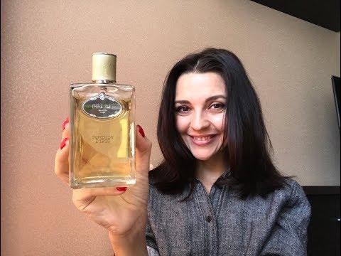 Обзор аромата Infusion D'Iris Prada.