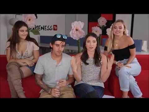 Mia Frampton, Beau Brooks, and Lauren Giraldo Talking About The
