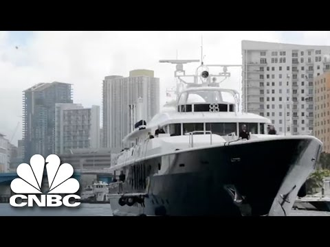 Seaspice (Producer's Notebook) | Secret Lives of the Super Rich | CNBC Prime