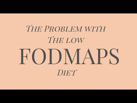 The problem with low FODMAP diets