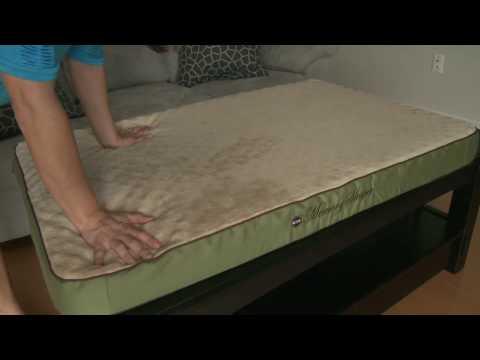 dog-bed-review---k&h-memory-foam-sleeper---premierdogsupplies.com