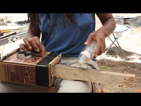 Homemade Musical Instrument, How To Make Musical Instruments, American Roots Music - Chantmagick