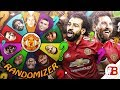 "FIFA 18 Manchester United Career Mode Randomizer ""What if Salah was on Man United?""  EP 1"