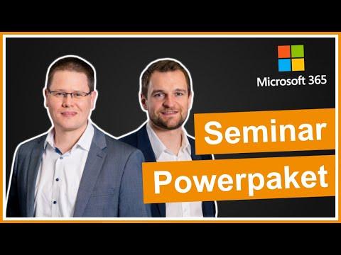Outlook, OneNote & Teams-Seminar (Microsoft 365 Powerpaket)