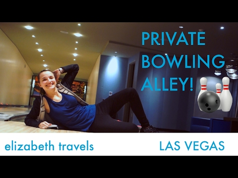 Our Own Private Bowling Alley | Las Vegas Day 4