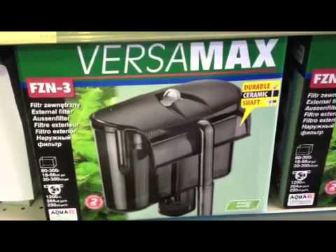 Aquael Versamax Fzn-2 Hang On Fish Filter