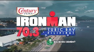 2019 CENTURY TUNA IRONMAN 70.3 SUBIC BAY PRESENTED BY BIG BOSS CEMENT: HIGHLIGHT SHOW