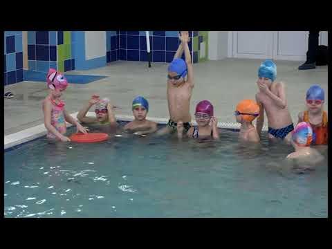 Зареченские дошкольники — лучшие пловцы Пензенской области