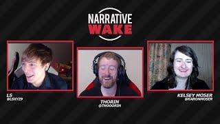 Narrative Wake Episode 36: Mad Meta Meltdown (feat. LS)