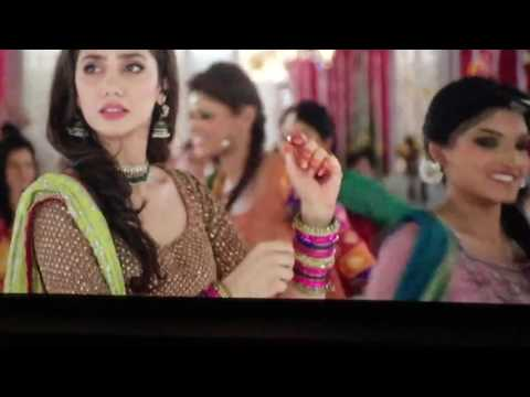 Ballay Ballay Full Song Video   Bin Roye   Harshdeep Kaur, Mahira Khan, HD