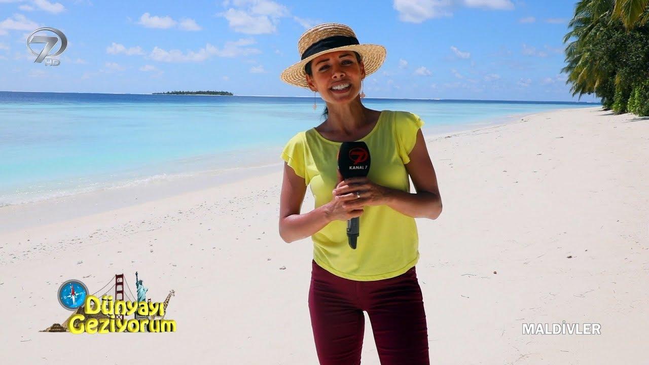 Dünyayı Geziyorum - Maldivler