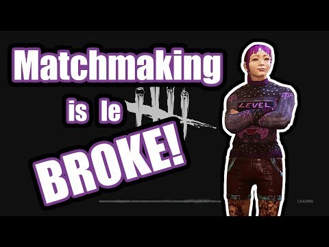 fix matchmaking dead by daylight