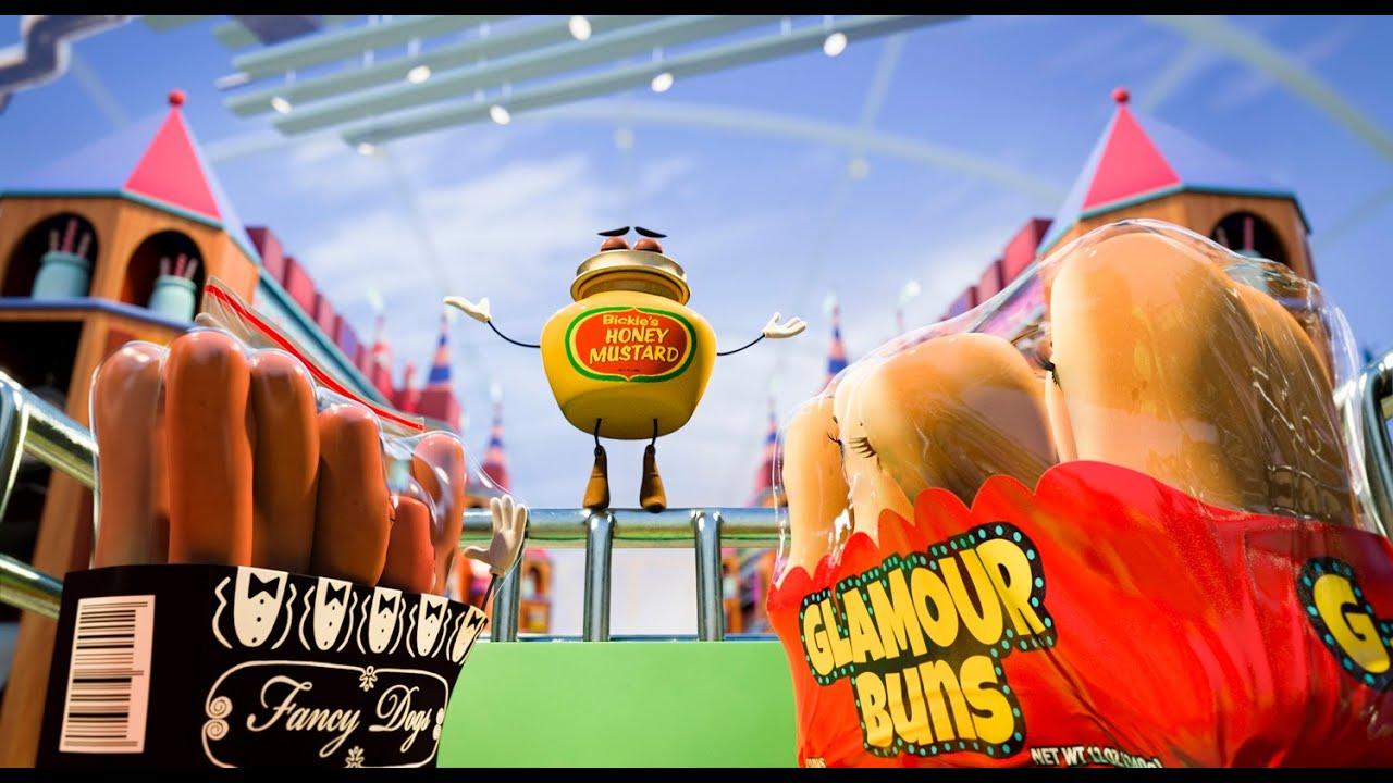 sausage party kino