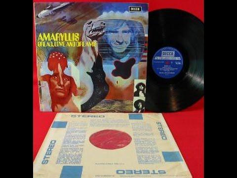 "Bread, Love And Dreams"" Amaryllis""1971 Very Rare UK Decca LP £900 `Acid Folk`"