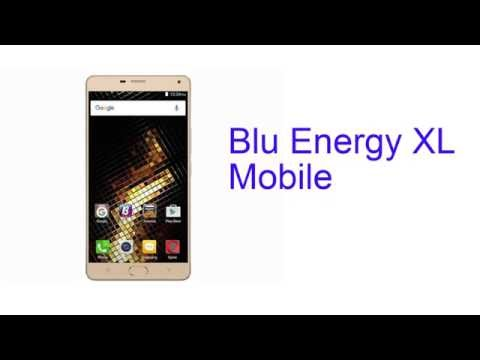 Blu Energy XL Mobile Specification [Release July 2016]