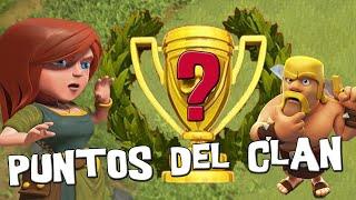 Cómo se calculan los puntos de un clan - Descubriendo Clash of Clans #93 [Español]