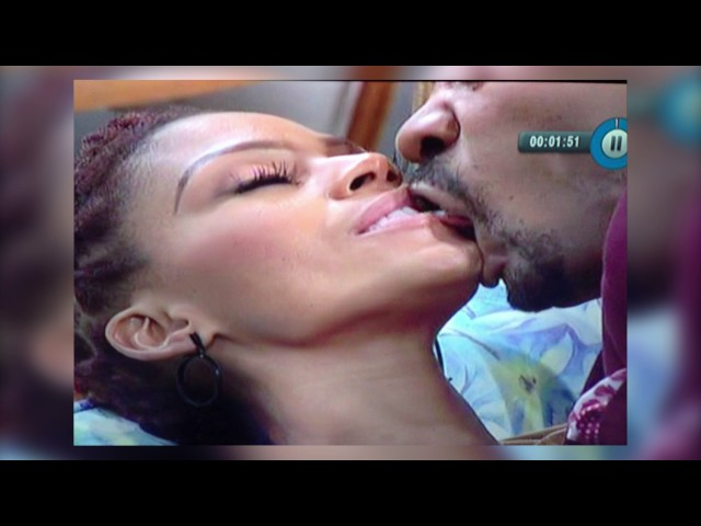 South Africa's most talked about Soapie kisses