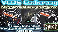 Audi A3 8v Abbiegelicht über Nebelscheinwerfer Aktivieren