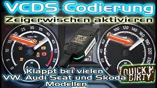 VCDS Codierung Zeigerwischer | VW Audi Seat Skoda | Tutorial