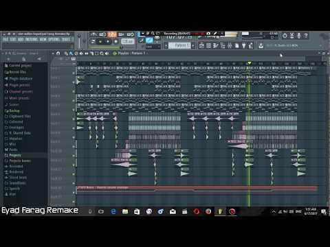 Alan Walker - Hope (Eyad Farag Remake) [FL Studio 12] ((FLP FREE))