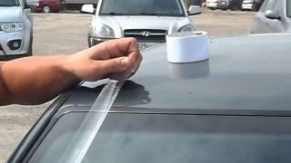 видео замена лобового стекла ваз 2110