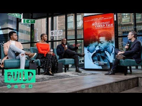 "Barry Jenkins, Stephan James & KiKi Layne  Discuss ""If Beale Street Could Talk"" Mp3"